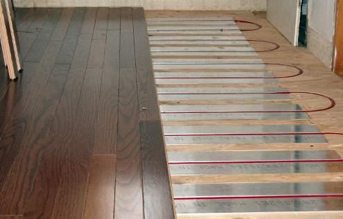 radiant heat flooring zeeland, mi
